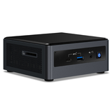 Intel® NUC + Core i7-10710U / 8GB / 500GB SSD / Windows 10 (5,1cm - hoog)_